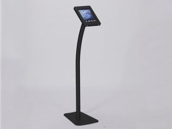 MOD-1333 Portable iPad Kiosk -- Black