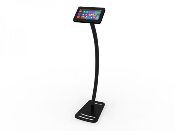 MOD-1336M Portable Surface 2 Kiosk -- Black